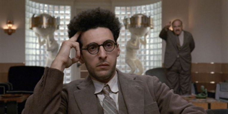 John Turturro in 'Barton Fink'. Beeld rv