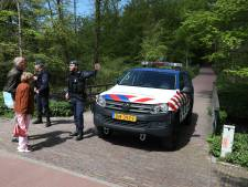 Omgeving bij paleis Huis ten Bosch tijdelijk ontruimd geweest vanwege verdachte situatie