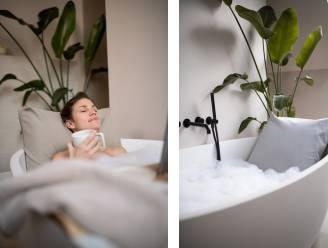 Altijd een stijve nek in bad? Met dit handige hebbeding los je dat zo op