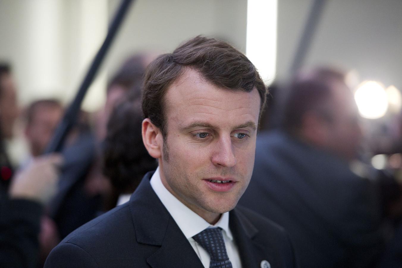Emmanuel Macron, considéré comme un anti-Montebourg, constitue la surprise de ce gouvernement Valls 2.