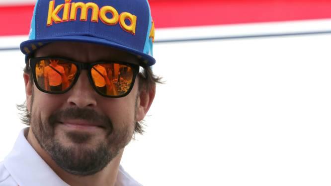 """Fernando Alonso zelfverzekerd bij terugkeer: """"Ik ben beter dan Hamilton, Verstappen en Vettel."""""""