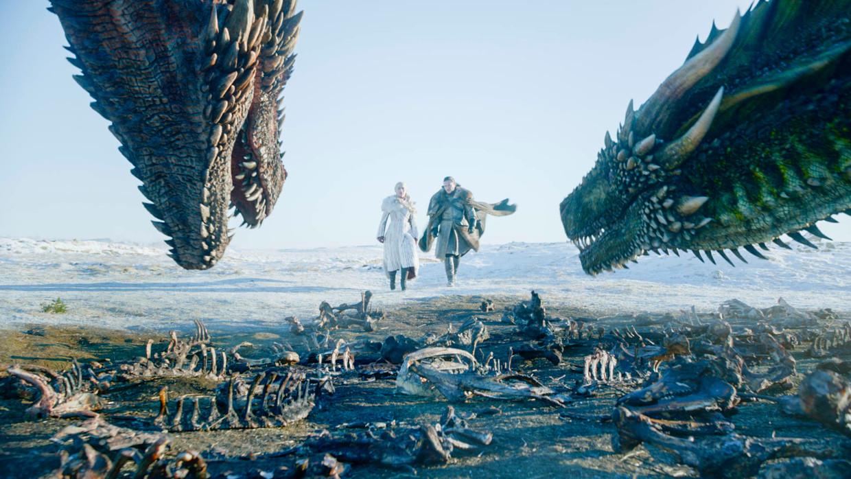 In de fel bekritiseerde laatste aflevering van 'Game of Thrones' werden heel wat verhaallijnen afgesloten.