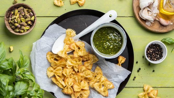 Snel recept: zo maak je pastachips in je airfryer