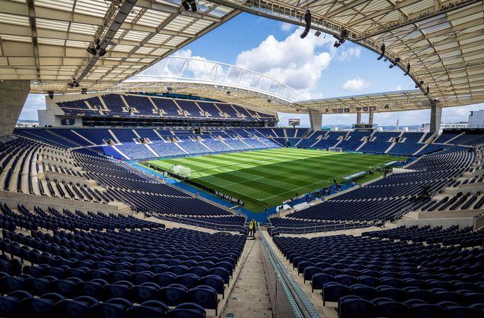 Estádio do Dragão.
