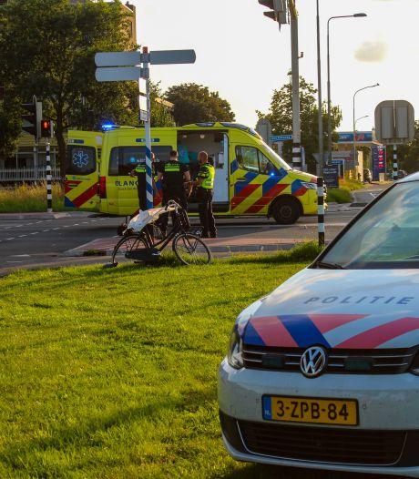 Jonge fietsster geschept bij het oversteken tussen Zutphen en Warnsveld