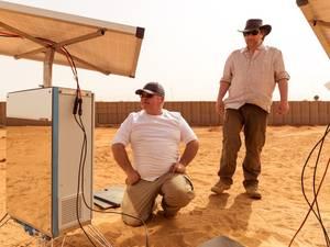Enorme doorbraak: Nederlander maakt water in de woestijn