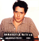 Het werd één van de bekendste mugshots van Hollywood, genomen op 27 juni 1995.