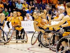 Zwolse Jitske Visser en Wijhese Xenia Wimmenhoeve Europees kampioen met Oranje op EK rolstoelbasketbal