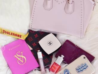 Waarom Sofie Valkiers Maitresse Parfum in haar handtas heeft
