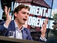 Thierry Baudet vermoedt groter plan achter coronacrisis: 'Of we worden geregeerd door totale imbecielen'