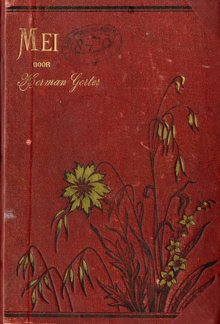 Eerste druk, 1889. Uitgeverij W. Versluys, ontwerper onbekend. Beeld Literatuurmuseum