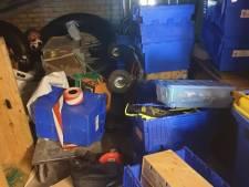 Domper voor pupillenkamp Blauw Geel'38 Veghel: spullen voor kamp gestolen uit opslag