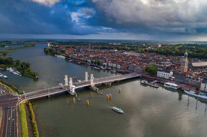 30 mensen hebben een sollicitatiebrief geschreven om burgemeester van Kampen te worden.