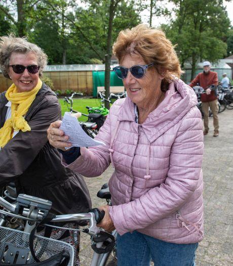Oosterhoutse Fietsvierdaagse van start: 'Ik fiets met een gewone fiets, de batterij ben ik zelf'