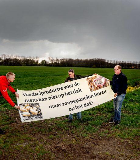 Geen zonnepanelen op grondwater: zonnepark bij Afferden in prullenbak gegooid