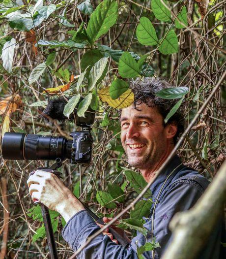 Nederlander maakt eerste videobeelden van 'uitgestorven' aapje