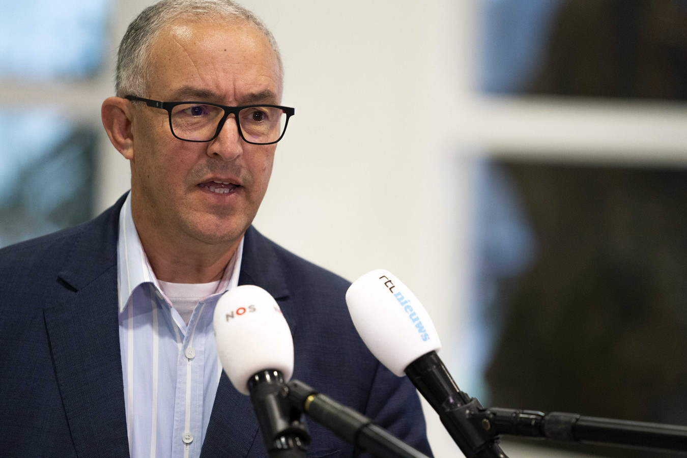 Burgemeester Ahmed Aboutaleb staat nog eens zes jaar aan het roer als burgervader van Rotterdam.