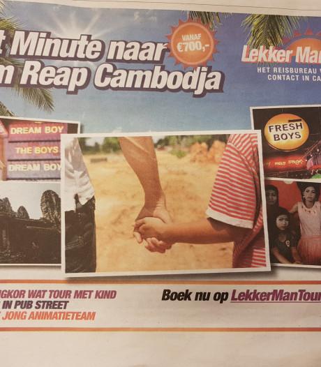 Terre des Hommes baart opzien met 'aanbieding' kinderseksreizen