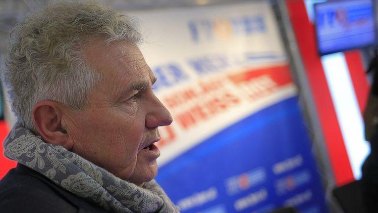 Andreas Mölzer. Beeld AFP
