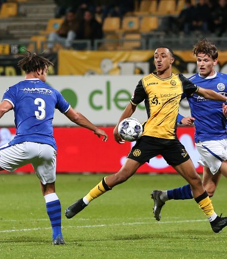 FC Den Bosch vliegt in de laatste minuut uit de beker
