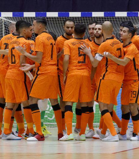EK in Nederland moet zaalvoetbal uit het slop trekken: 'Vergelijk het met de NBA'