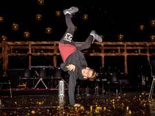 Danswonder Daniël Stosic uit Deurne maakt indruk op koningin Máxima in Ahoy'