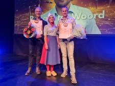 Bronzen medailles voor kaaskeurders uit Rouveen