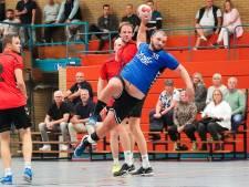 Zanger én beresterke handballer Jordy Mertens: 'Mijn vriend kwam kijken. Hij kende mij nauwelijks terug'