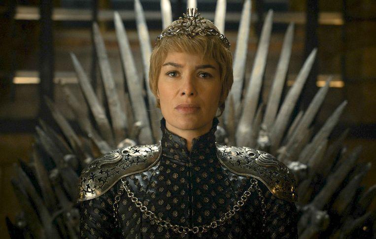 Lena Headey in 'Game of Thrones'. Beeld AP