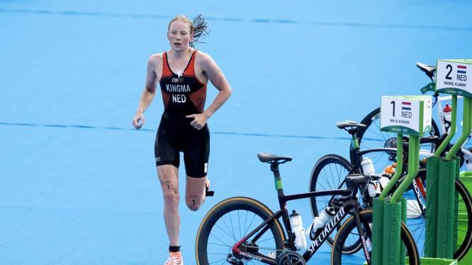 Verhalen misstanden binnen triatlon verrassen Olympia-ganger Kingma niet