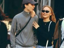 """Timothée Chalamet """"embarrassé"""" devant ces photos de lui et Lily-Rose Depp"""