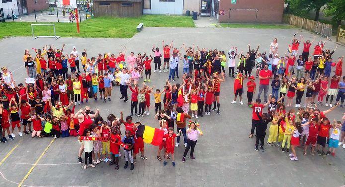 basisschool 3 Hofsteden in Kortrijk