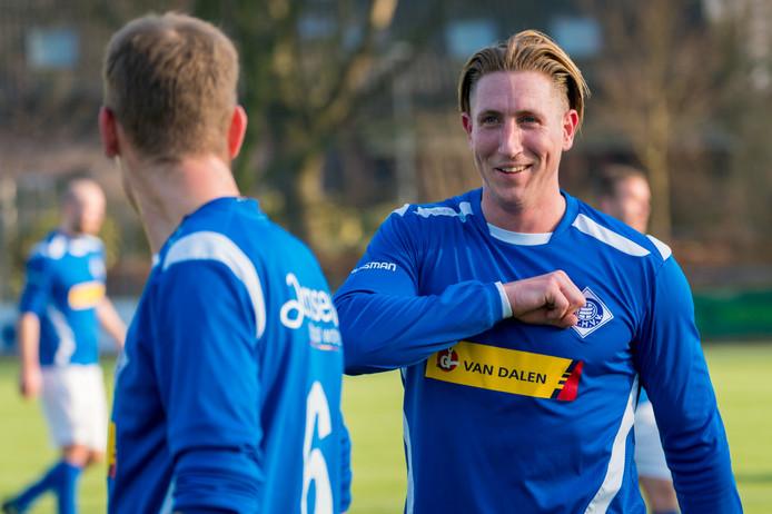 Lennart Rekmans lijkt RKHVV in zijn hart te dragen.