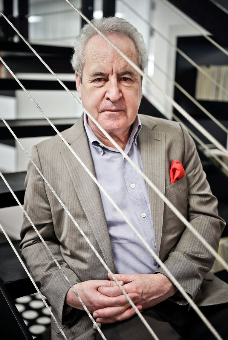 John Banville, 2016 Beeld Hollandse Hoogte / EPA