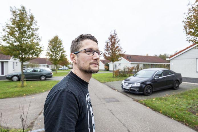 Pawel Staśkewicz (33) steekt zijn nek uit voor alle arbeidsmigranten op park Old Heino. Zij hebben volgens hem recht op meer bescherming.