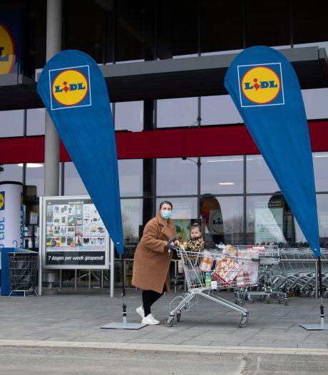 Grootste Lidl van Zeeland open - 'Het is even zoeken waar alles ligt, maar de winkel is prachtig'