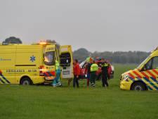 Slachtoffer parachuteongeval Teuge nog in ziekenhuis