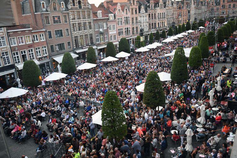 Leive Vloms is nog een jong festival met twee edities op de teller maar het was meteen een groot succes.