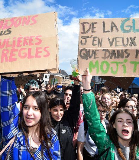 """Charleroi demande à ce que ses élèves soient """"Chauds, chauds, plus chauds que le climat"""""""