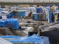 Frankrijk gaat 'jungle' Calais ontruimen