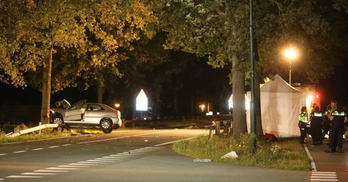 Twee doden bij ernstig ongeluk in Sint-Oedenrode.