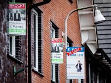 In veel gemeenten gaan huizen boven de vraagprijs weg, behalve in Soest en Leusden