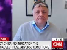 Van Ranst défend la position de la Belgique à propos du vaccin d'AstraZeneca sur CNN