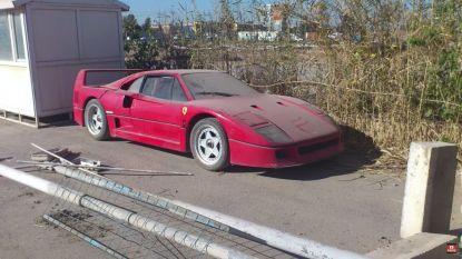 Hoe de verwaarloosde Ferrari van Uday Hoessein werd gevonden dankzij een YouTuber