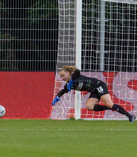 Lisan Alkemade weet: 'Rustige wedstrijd voor mij is goed beeld voor PSV'