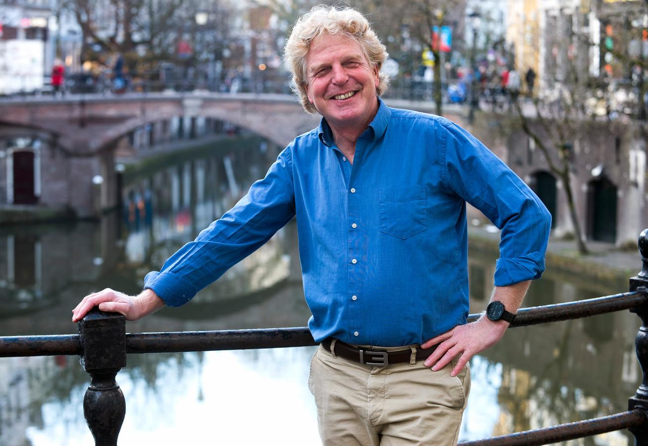 Cor Jansen, directeur Utrecht Marketing, bepleit een Canterbury Model voor Utrecht: één combiticket voor Domkerk, toren én DOMunder.
