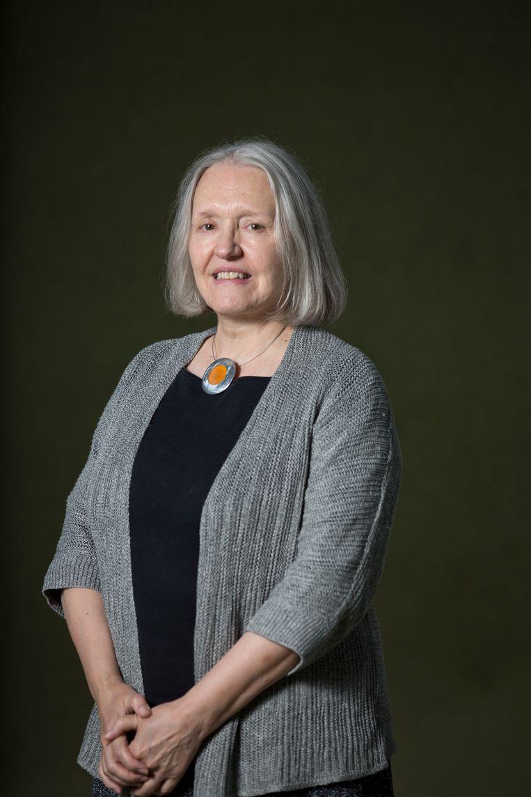 Hoogleraar sociologie Saskia Sassen. Beeld Getty Images