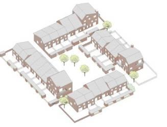 Merkem krijgt er een nieuwe wijk met 116 sociale woningen bij