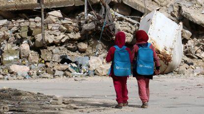 """Scholen vaker doelwit in oorlogen: """"Zelfs tijdelijke scholen in vluchtelingenkampen onder vuur genomen"""""""
