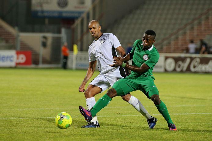 Onyekuru maakte eind vorige maand ook zijn debuut in het Nigeriaanse nationale elftal.